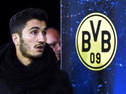 Woher stammen die Schmerzen? Dortmunds Nuri Sahin muss erneut untersucht werden und verpasst das Duell mit den Bayern.