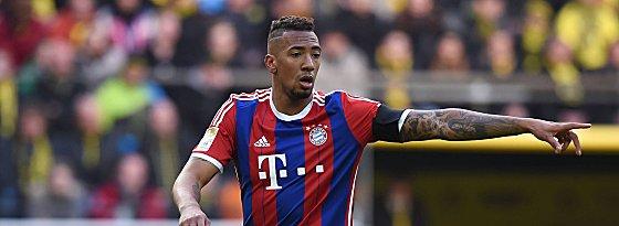 Nicht nur bei den Bayern ein Leader: Jerome Boateng..