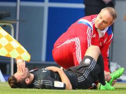 Guardiola rechnet mit Bernat - und Schweinsteiger