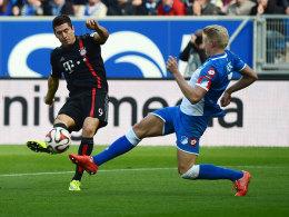 Bayern: Selbstvertrauen f�r die harte Nuss Porto