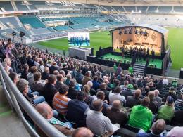 Jahreshauptversammlung im Borussia-Park