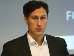 Neuer kaufmännischer Leiter in Augsburg: Roy Stapelfeld.