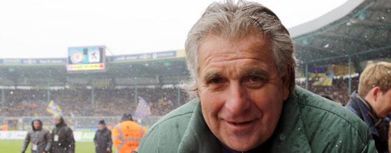 Bernd Gersdorff brachte es für Hertha auf 75 Spiele und 15 Tore.