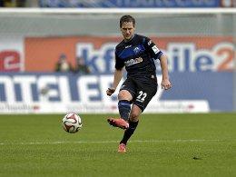 Auch in Zukunft für den SCP am Ball: Michael Heinloth.