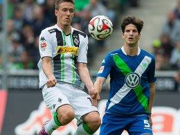 Max Kruse (li.) ist im VfL-Visier.
