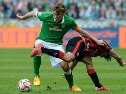Werder-Kapitän Clemens Fritz