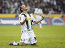 Sein Wechsel nach Wolfsburg steht unmittelbar bevor: Max Kruse.