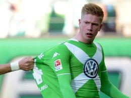 Kann Wolfsburg ihn halten? VfL-Juwel Kevin De Bruyne ist heiß begehrt.