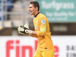 Klare Ansage aus Wolfsburg: Koen Casteels spielt ab Sommer für den VfL.