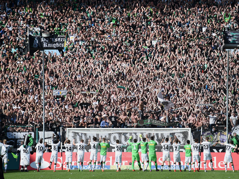 gladbach champions league qualifikation