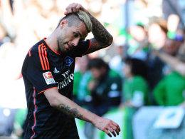 """""""Es ist offen, ob er in dieser Saison noch spielen kann"""": Bruno Labbadia über Abräumer Valon Behrami."""