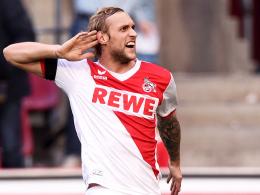 Bleibt er über 2016 hinaus? Kölns Mittelfeldspieler Marcel Risse.