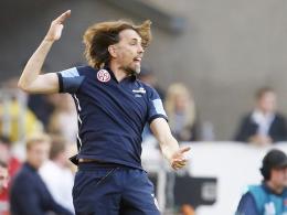 Hatte zuletzt nicht immer Grund zur Zufriedenheit: Der Mainzer Trainer Martin Schmidt.