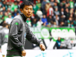 Dreimal im 18er-Kader, aber keine einzige Spielminute: Wolfsburgs Xizhe Zhang.