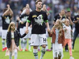 Thorben Marx nimmt Abschied von der aktiven Karriere bei der Borussia.