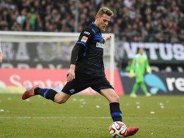 Hofft auf bessere Zeiten in Dortmund: Marvin Ducksch.