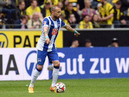John Heitinga von Hertha BSC