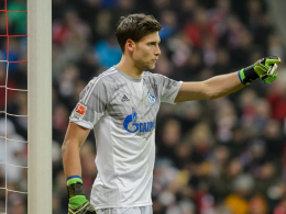 Zwei Monate Pause: Schalkes Fabian Giefer ließ sich operieren.