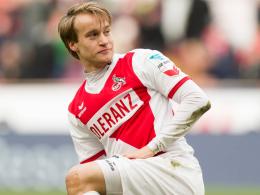 Will keine Ausleihe in die 2. Liga: Kölns Bard Finne.