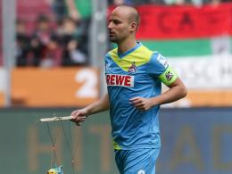 Alter und neuer Kapitän in Köln: Miso Brecko.
