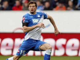 Soll ab sofort die Abwehr der Frankfurter Eintracht stabilisieren: David Abraham.