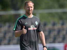 Setzt viele neue Anreize im Training des SV Werder: Athletikcoach Jörn Heineke.
