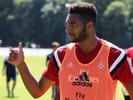 Klappt's nun mit dem Wechsel nach Leverkusen? Jonathan Tah will den Hamburger SV verlassen.