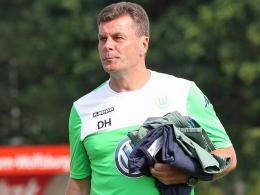 Macht einen ausgeglichenen und entspannten Eindruck: VfL-Coach Dieter Hecking.