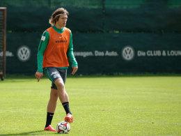 Tritt die Reise nach Österreich überraschend nicht mit an, sondern bleibt in Bremen: Jannik Vestergaard.