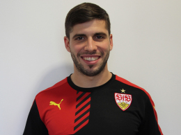 Neuer Abwehrmann für den VfB: Stuttgart hat Emiliano Insua bis 2018 unter Vertrag genommen.