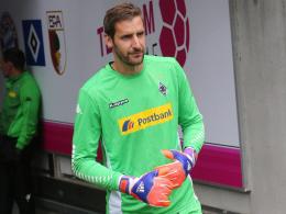 Erinnerung an die Champions League verblasst? Mönchengladbachs Keeper Christofer Heimeroth.