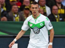 Von Inter Mailand umworben, aber an den VfL gebunden: Wolfsburgs Ivan Perisic.
