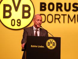 Verlängert: Thomas Treß bleibt bis 2020 beim BVB Geschäftsführer Finanzen.