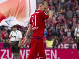 Sein Abgang beschert einigen Bayern-Fans ein Trikot-Dilemma: Bastian Schweinsteiger.