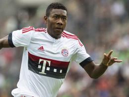 Größter Nutznießer des Schweinsteiger-Wechsels? Bayern Münchens David Alaba.