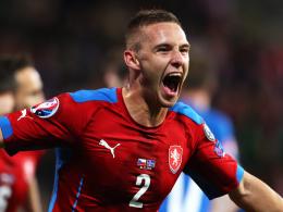 Hoch motiviert: Hoffenheims Neuzugang Pavel Kaderabek hat seinen Urlaub vorzeitig beendet.