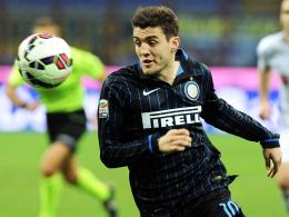 Kein Schnäppchen: Inter Mailands Mittelfeldspieler Mateo Kovacic.