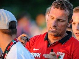 FCA-Trainer Markus Weinzierl