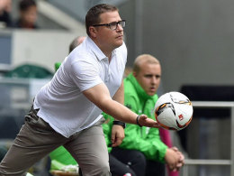 Gladbachs Sportdirektor Max Eberl