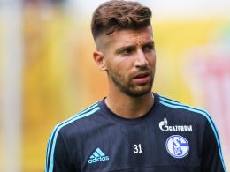 """""""Kein anderer Spieler hat solche Probleme"""": Schalkes Trainer André Breitenreiter über Verteidiger Matija Nastasic."""