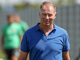 FCA-Manager Stefan Reuter ist bisher zufrieden mit Piotr Trochowskis Auftreten.