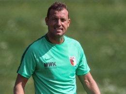 """""""Was erfolgreich ist, lassen wir weiterlaufen"""": Markus Weinzierl zur Wahl des Trainingslagers."""