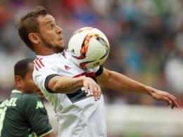 Will die deutsche Staatsbürgerschaft: Bayern Münchens brasilianischer Außenverteidiger Rafinha.