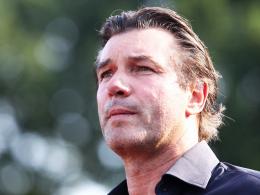 Erklärt, warum der BVB frühzeitig aus dem Geis-Poker ausgestiegen ist: Dortmunds Sportdirektor Michael Zorc.