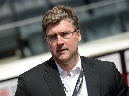 Finanzboss Axel Hellmann