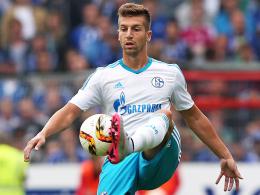 """Hat """"keine Angst, dass es wieder schlimmer wird"""": Schalkes Matija Nastasic."""