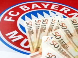 Der FC Bayern ist einmal mehr der Ligakrösus, kann aus der zentralen Vermarktung mit knapp 74 Millionen Euro rechnen.