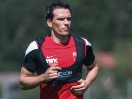 Neuanfang in Augsburg: Ex-Nationalspieler Piotr Trochowski will's nochmal wissen.
