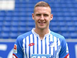 Derzeit ist nur Lauftraining möglich: Hoffenheims neuer Rechtsverteidiger Pavel Kaderabek.