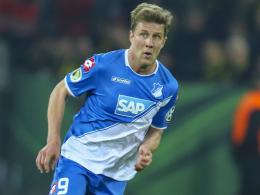 Versucht sein Glück nun beim HSV: Sven Schipplock.